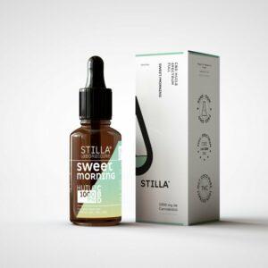 Huile CBD 10% Sweet/Morning
