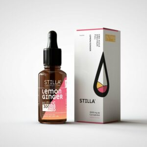 Huile CBD 30% Lemon/Ginger